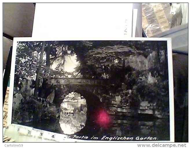 GERMANY - Meiningen - Engl . Garten N1940  FC6216 - Meiningen