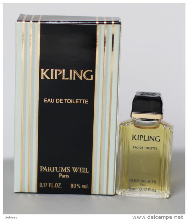 Weil Kipling - Miniatures Modernes (à Partir De 1961)