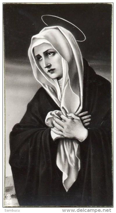 Sammel - Bild Von Seeverlag H - Schneider, Höchst - Bild Nr. 253 - Heilige Maria - Religion &  Esoterik
