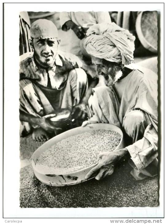 CP - AFGHANISTAN _ KANDAHAR    LA TAMISAGE DU BLE - Afghanistan