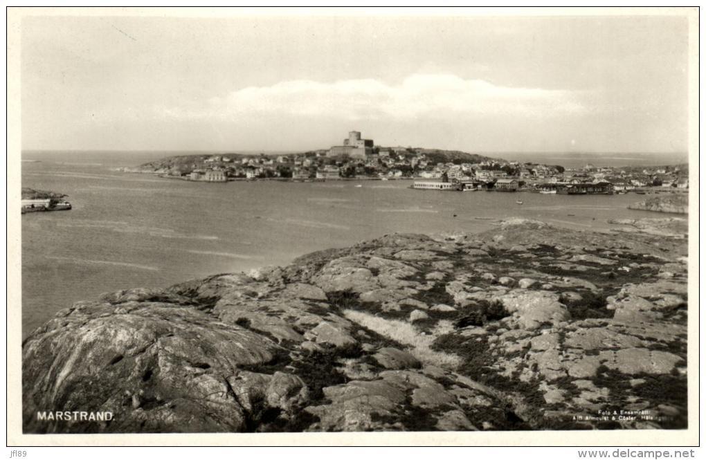 94007 - Suède      Marstrand - Suède