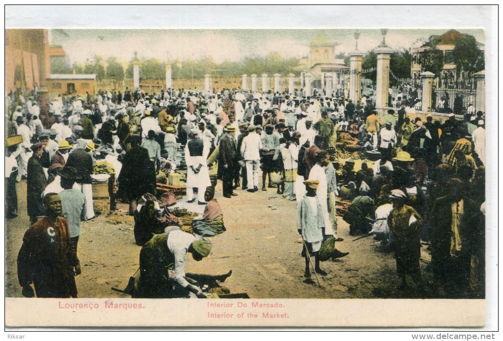 MOZAMBIQUE(TYPE) MARCHE - Mozambique