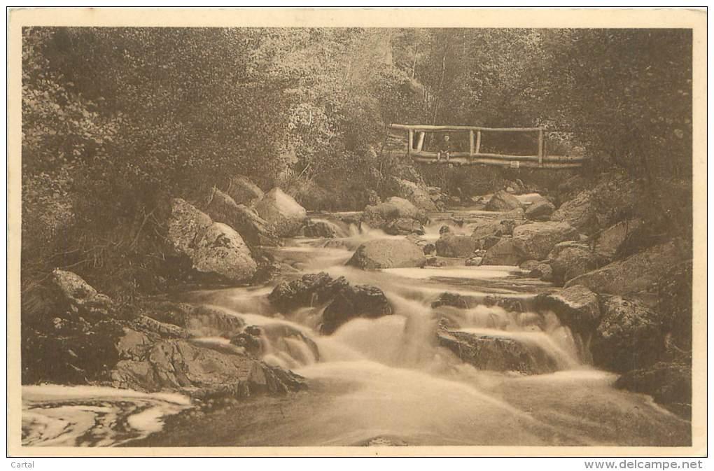 La Hoëgne - Pont Des Forestiers - Jalhay