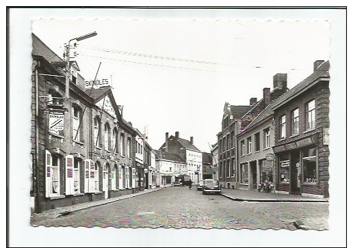 Poperinge. Gasthuisstraat-Hotel. - Poperinge