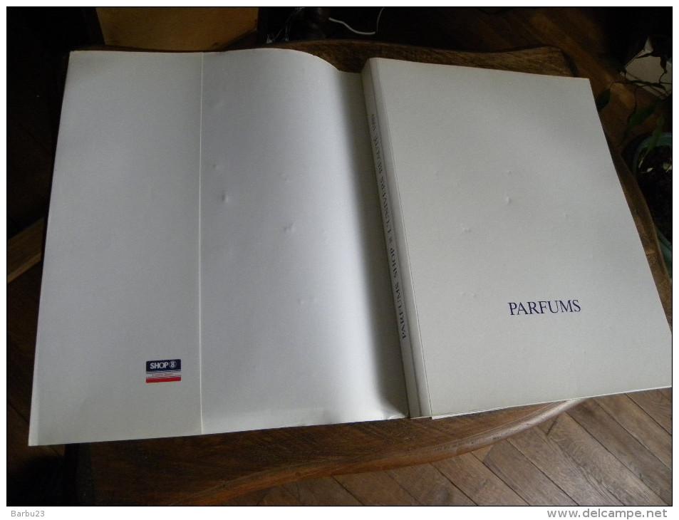 PARFUMS SHOP 8 L'UNIVER BEAUTE 1989 Livre Catalogue - Livres