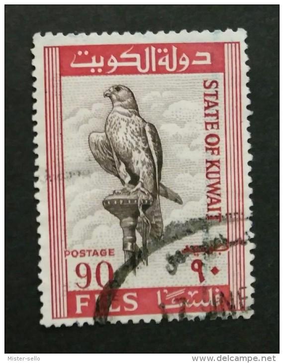 KUWAIT. USADO - USED. - Kuwait