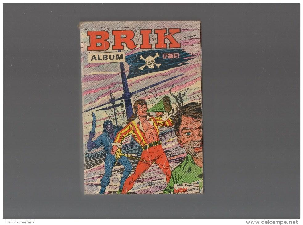 BRIK.album N°15 Avec Les N°57,58,59,60 - Livres, BD, Revues
