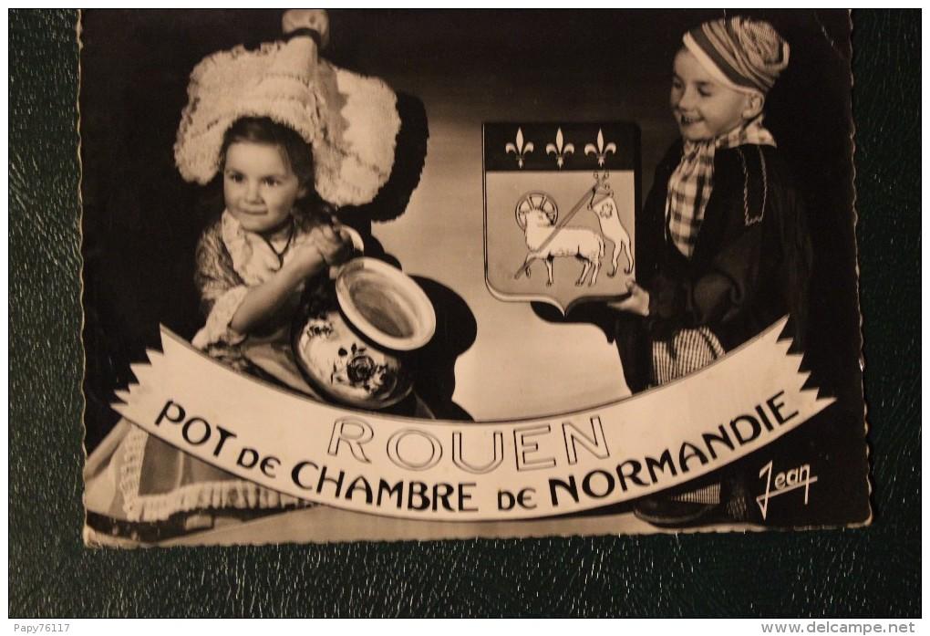 CPM 76 * ROUEN   *  POT DE CHAMBRE DE NORMANDIE - Rouen
