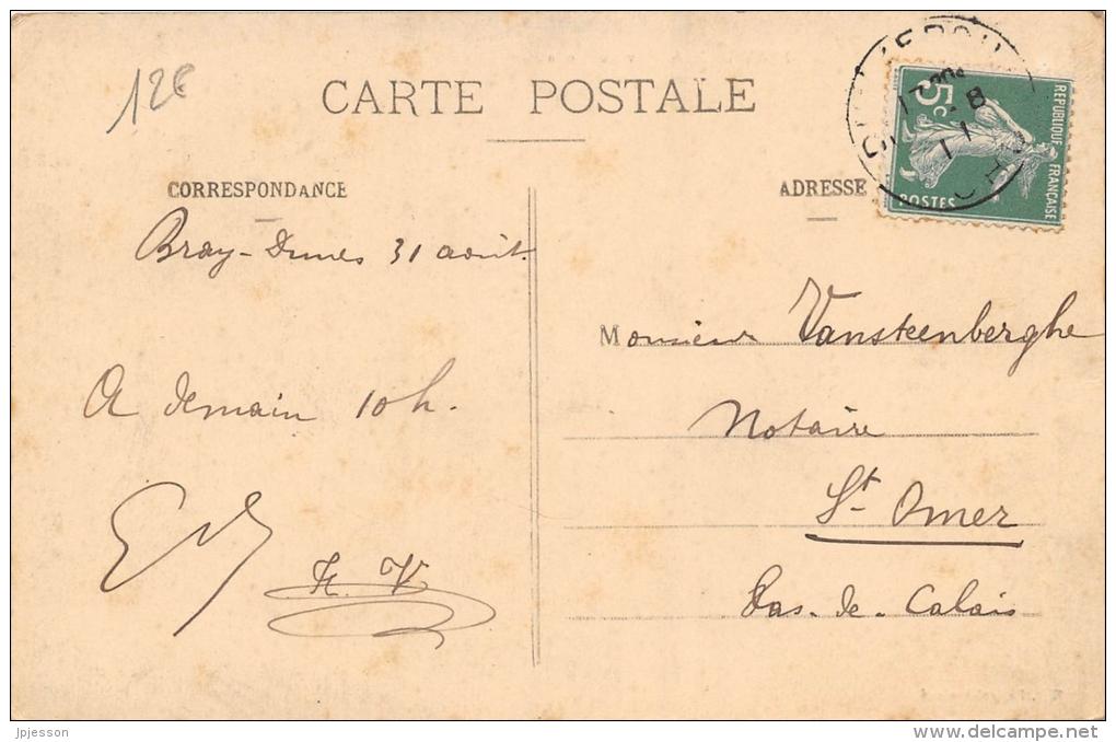 NORD 59 BRAY-DUNES   AVENUE DE LA MER - France