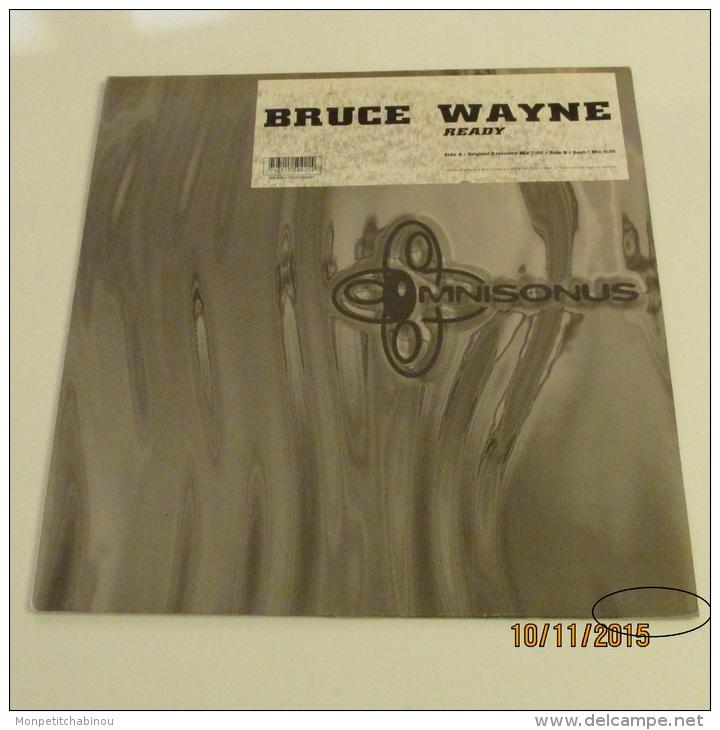 MAXI 45T BRUCE WAYNE : READY - 45 T - Maxi-Single