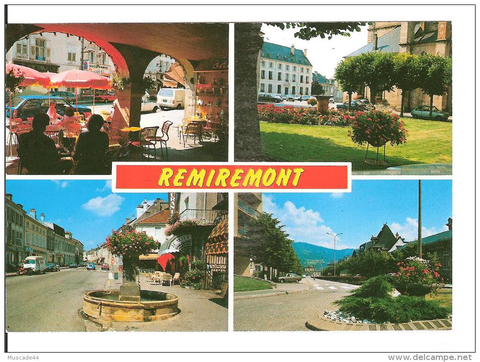 REMIREMONT - MULTI VUES - Remiremont