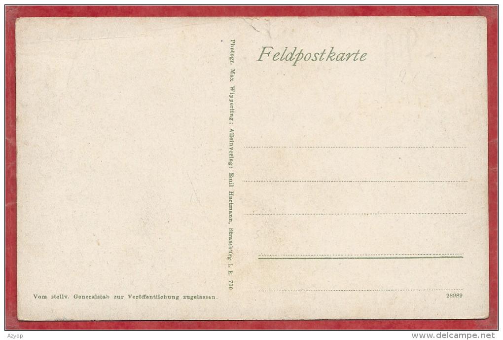 67 - GRANDFONTAINE - DONON - Drahtseilbahnn - Téléphérique Militaire - Guerre 14/18 - VOGESEN  - Voir état - France