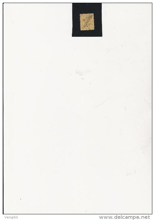 NOUVELLE - CALEDONIE - N° 66 NEUF  X - ANNEE 1902 -  COTE : 15  € - Ungebraucht