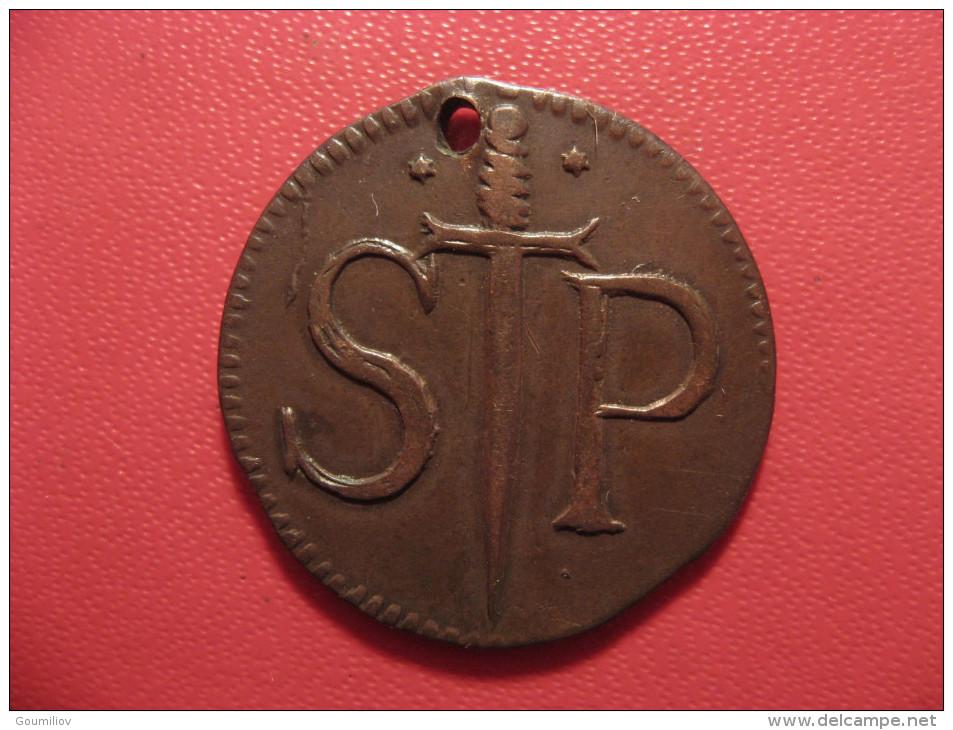 7457 Liege - Token - Patard Sancti Pauli ND - Monetari / Di Necessità