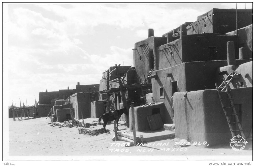 New Mexico - Taos - Indian Pueblo - Etats-Unis