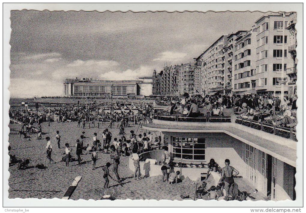 Oostende, Ostende, Strand En Kursaal (pk28111) - Oostende