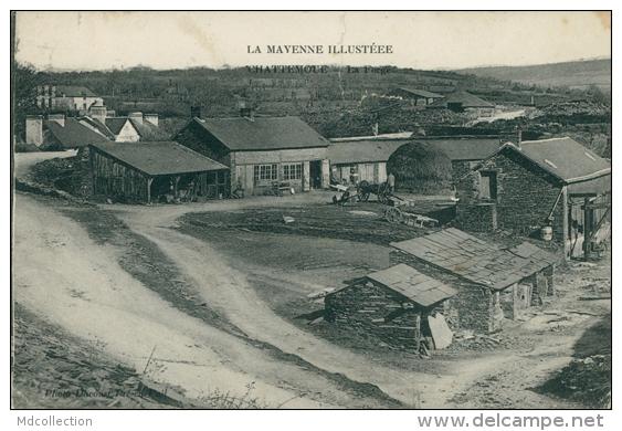 53 JAVRON LES CHAPELLES / Chattemoue, La Forge / - France