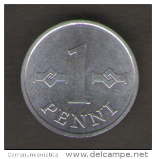FINLANDIA 1 PENNI 1979 - Finlandia