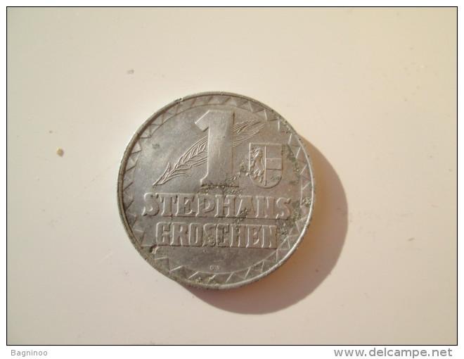 Austria - 1950 Saint Stephan's Groschen - Aluminum Church  # 2 - Tokens & Medals