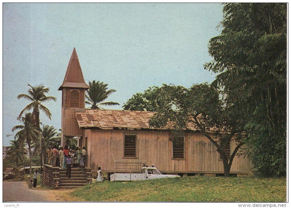 CP - PHOTO - LIBREVILLE - EGLISE EVANGELIQUE DE BARAKA - A 105 F - J. TROLEZ - Gabón