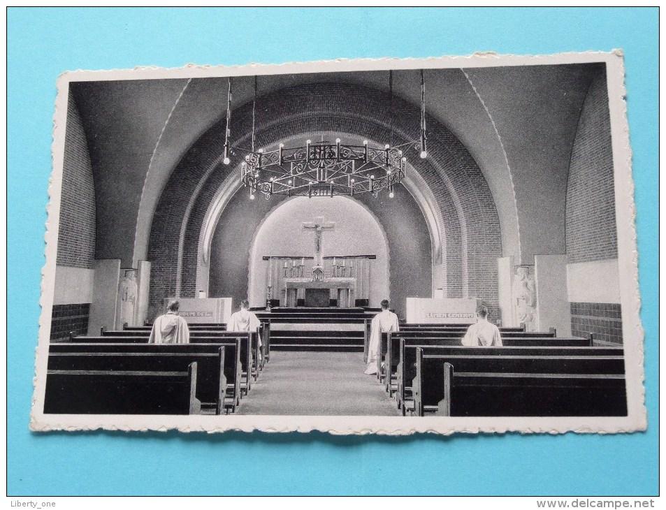 Philosophisch Studiehuis Der WITTE PATERS Kapel () Anno 1953 ( Zie Foto Voor Details ) !! - Boechout