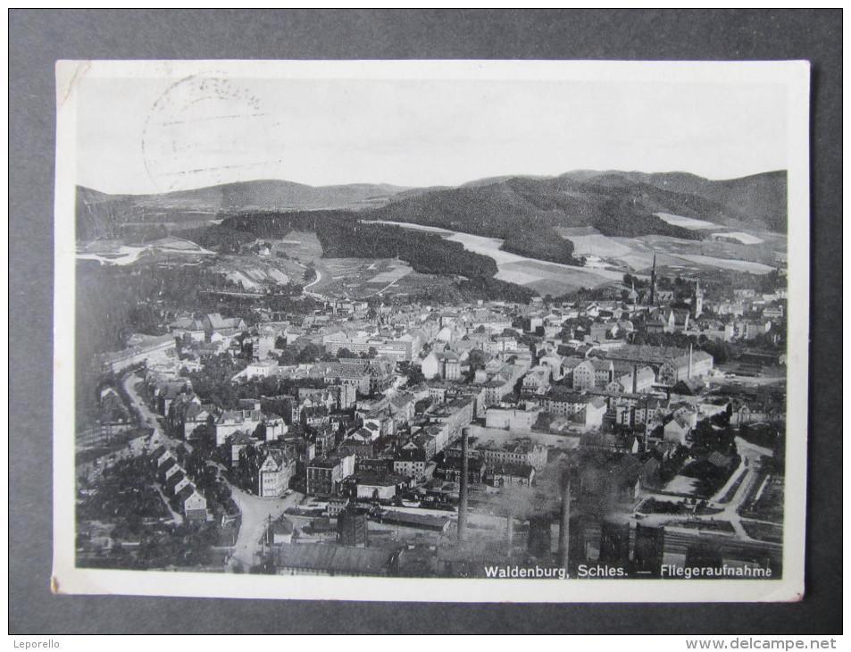 AK WALDENBURG I.Schles. Walbrzych 1934  /// D*18573 - Schlesien