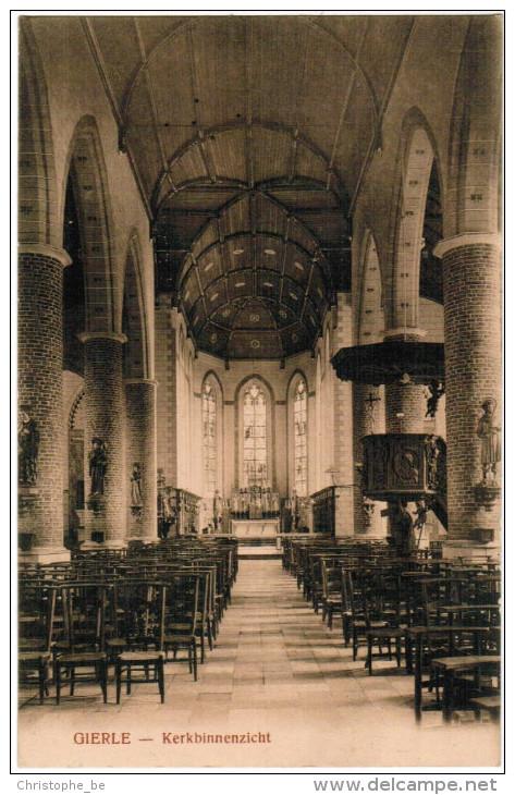 Gierle Kerkbinnenzicht (pk27408) - Lille