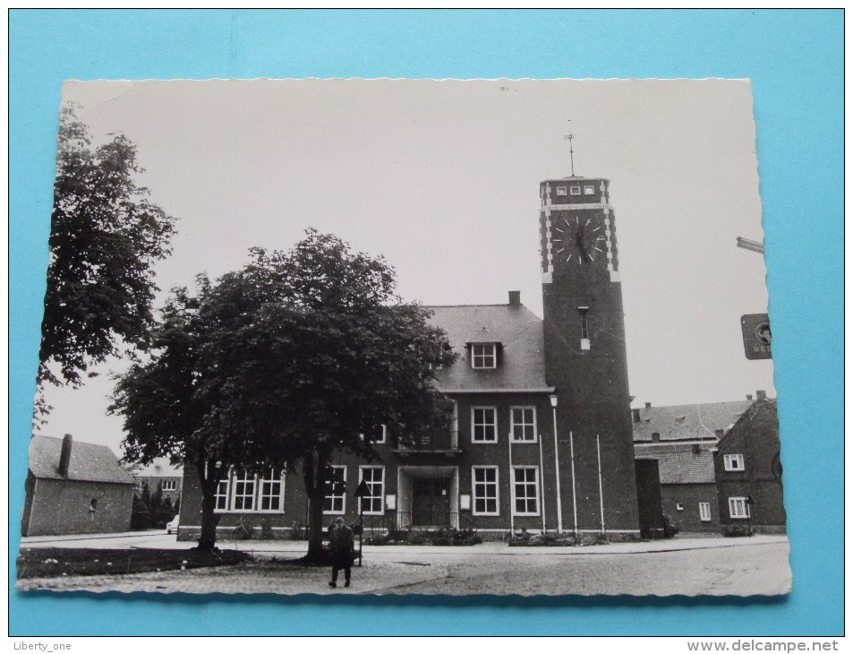 GEMEENTEHUIS ( Sleurs ) Anno 19?? ( Zie Foto Voor Details ) ! - Overpelt