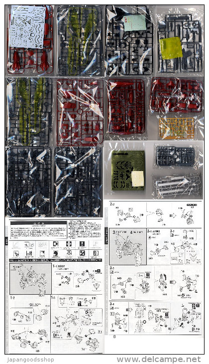 Mobile Suit Gundam UC : MG MSN-06S Sinanju  1/100  ( Bandai ) - SF & Robots