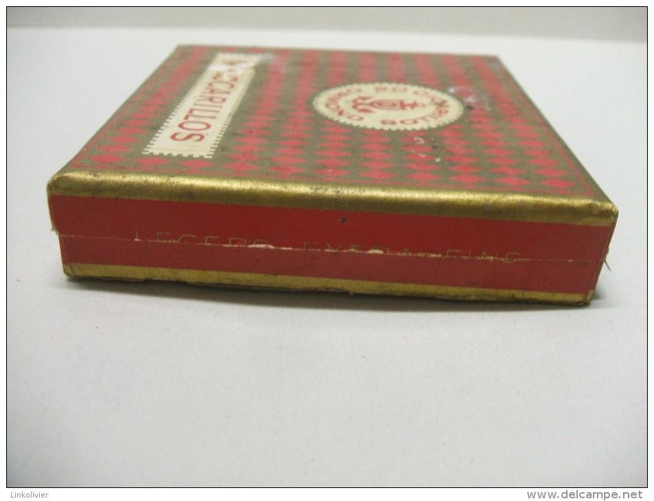BOÎTE à CIGARES En Carton 20 MECCARILLOS Vide - Étuis à Cigares