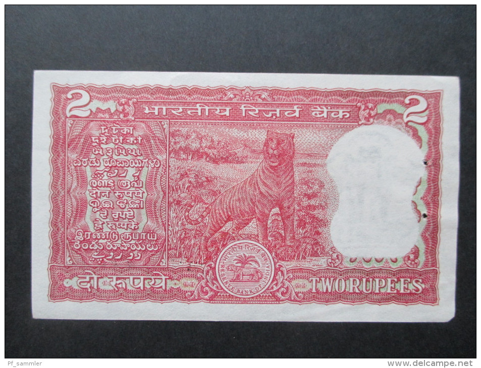 Indien Two Rupees. Reserve Bank Of India. 02C J75657 - Indien