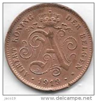 2 Centimes Cuivre 1919 FL  Clas D 137 - 02. 2 Centimes