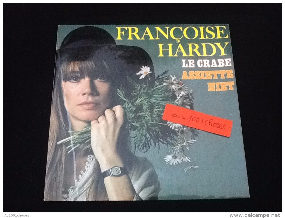 Vinyle  Françoise Hardy Le Crabe - Zonder Classificatie