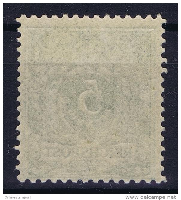Deutsches Reich: Mi Nr 46 B MH/*  Gelblichgrün - Deutschland