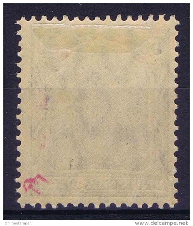 Deutsches Reich: Mi Nr 91 I A   MH/*  Signed/ Signé/signiert/ - Germania