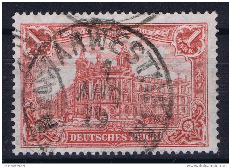 Deutsches Reich:  Mi Nr 94 A II BPP Signiert /signed/ Signé  Used - Deutschland
