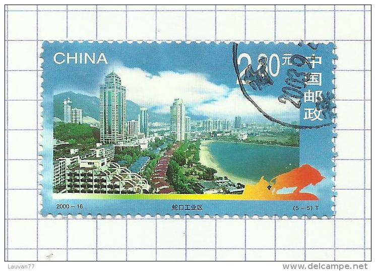 Chine N°3812, 3813, 3833 - Usados