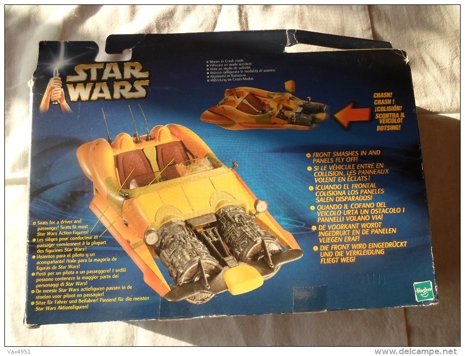 STAR WARS  ANAKIN SKYWALKERS  SPEEDER  L ATTAQUE DES CLONES  ****  A    SAISIR  **** - Power Of The Force