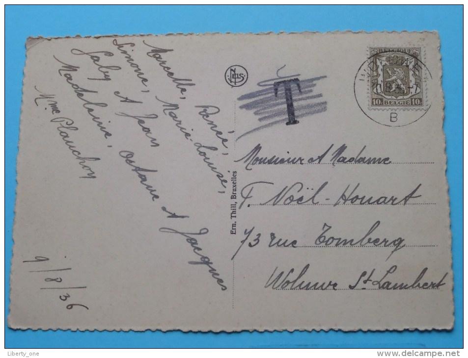 Sources De Genval () Anno 1936 ( Zie Foto Voor Details ) !! - Rixensart
