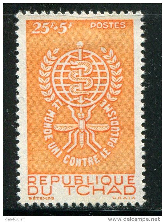 Tchad Y&T N°79 Neuf Avec Charnière * - Ciad (1960-...)