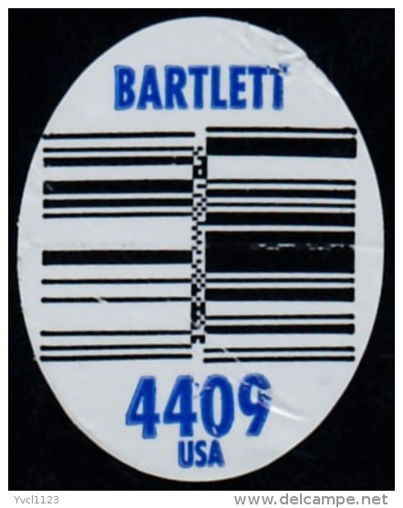 Fruits & Vegetables - Bartlett, USA (FL4409) - Fruits & Vegetables