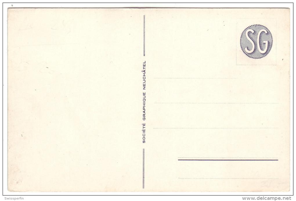 651 - Offenes Postauto In Simplon-Kulm - BE Berne