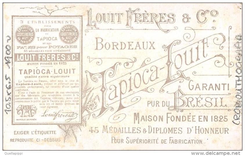 "03406 ""CHOCOLAT LOUIT FRERES & CO-GUERRE DU TRANSWAAL-LE GEN.ANGLAIS SYMMONS ....24/10/1899"" MILITARI  FIGUR. ORIG. - Cioccolato"