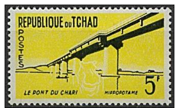 Tchad, N° 066 à N° 078** Y Et T, 66 / 78 - Ciad (1960-...)