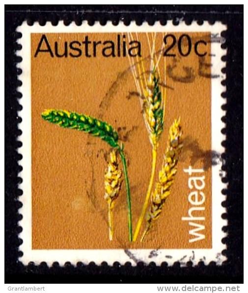 Australia 1969 Primary Industries 20c Wheat Used - Used Stamps