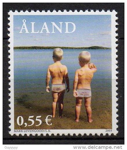 Aland - 2003 - Yvert N° 225 ** - Aland