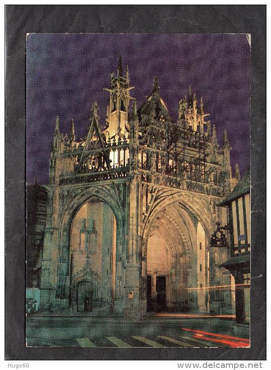 61 - ALENCON - Porche De L´Eglise Notre-Dame - Alencon