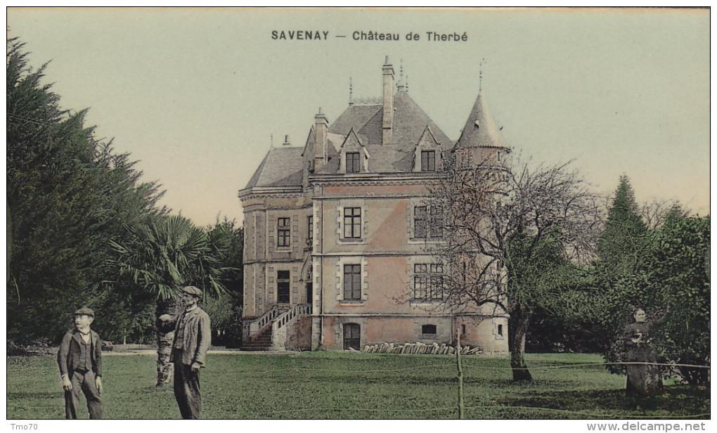 Savenay - Chateau De Therbé - Savenay