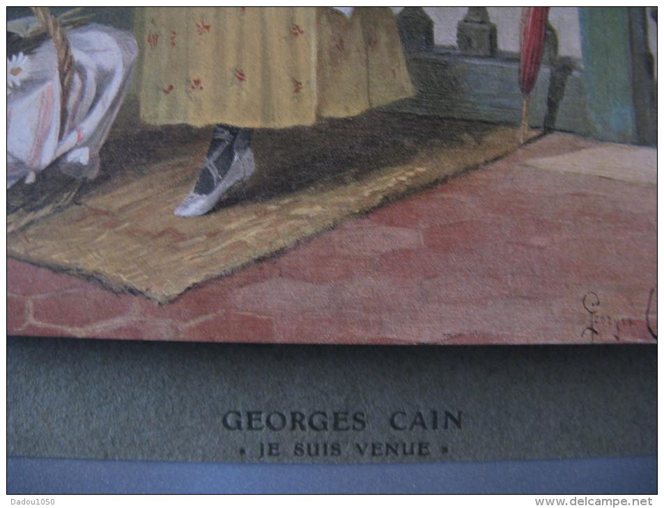 Georges Cain,je Suis Venue - Vieux Papiers