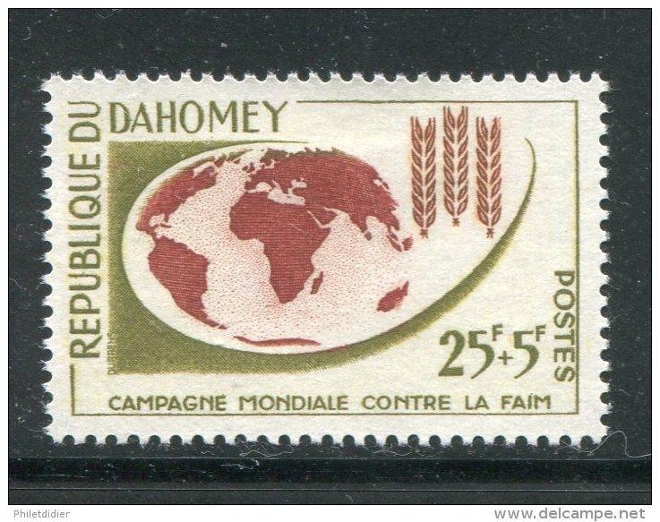 Dahomey Y&T N°191 Neuf Avec Charnière * - Benin – Dahomey (1960-...)